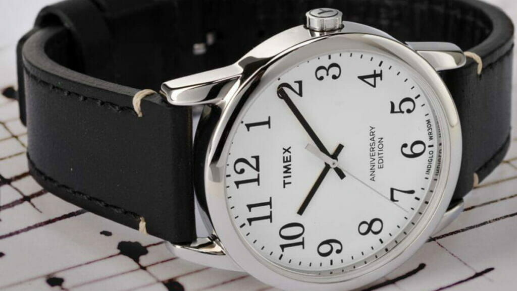 Timex Easy Reader Review