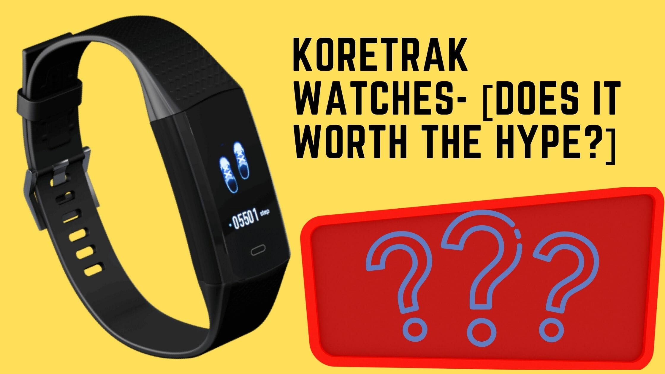 Koretrak Watches