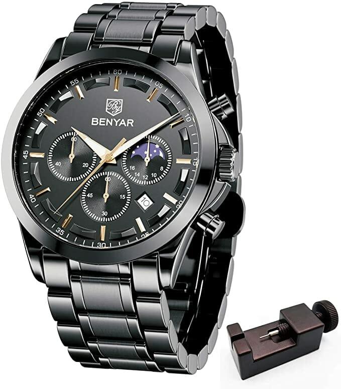 Benyar Watches Review