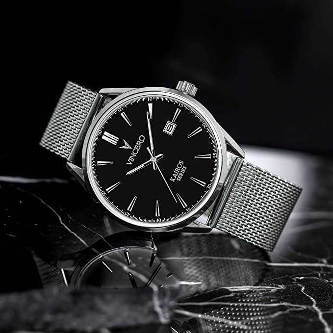 Vincero Watches Material Quality