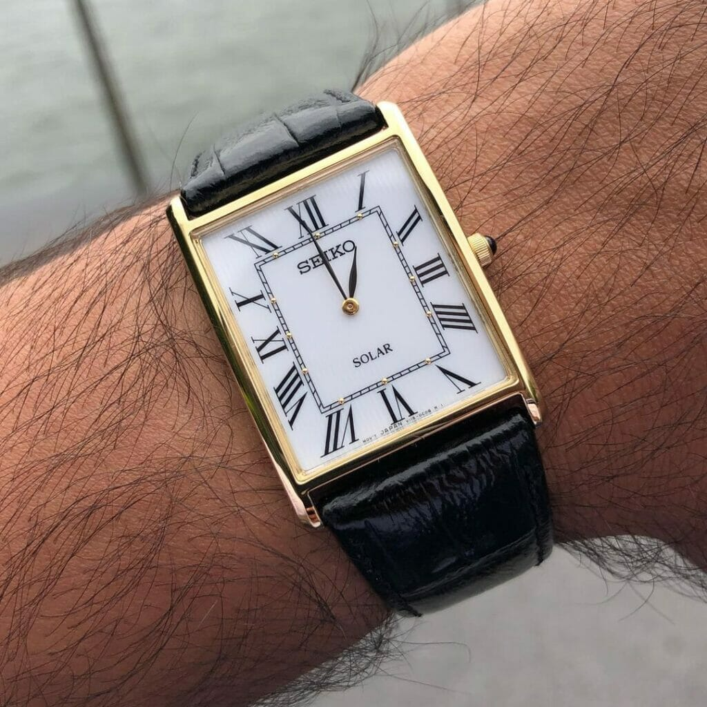 Best Men's Rectangular Watches