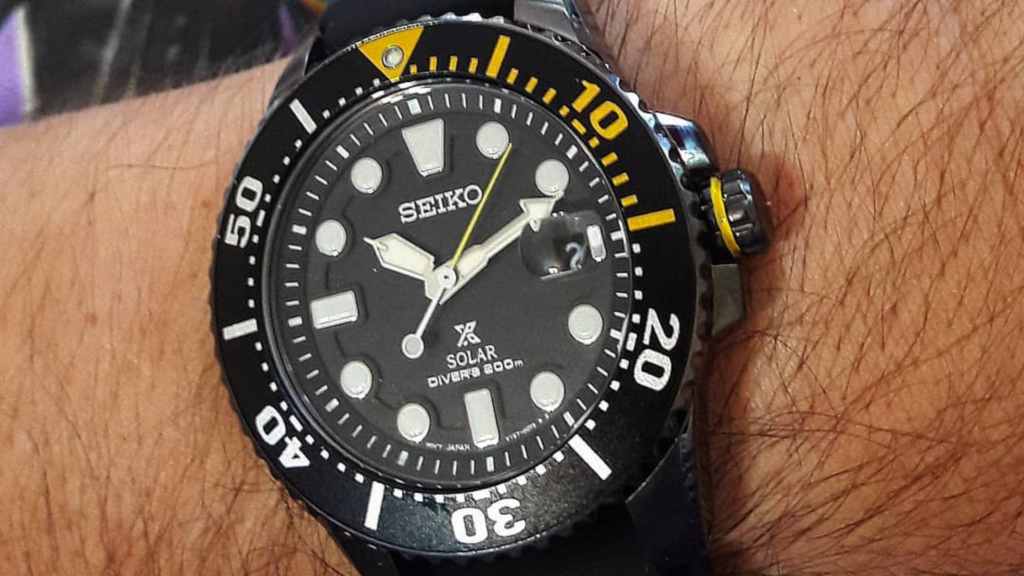 Seiko SNE441 Watch Review