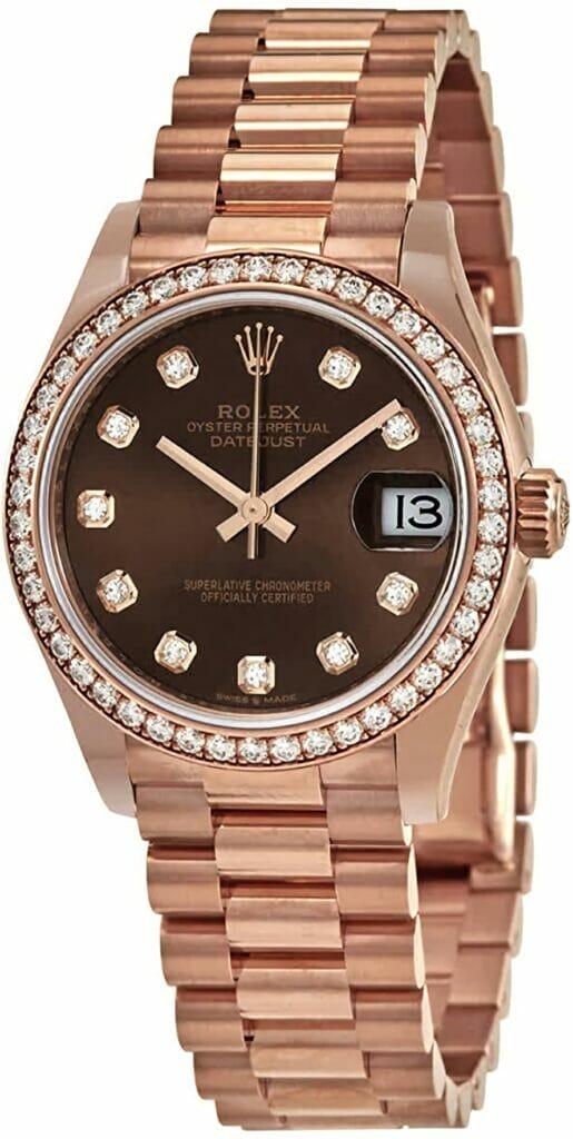 Rolex Brand - Rolex Datejust