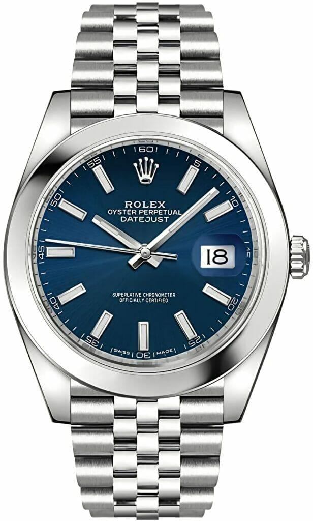 Rolex Oyster Perpetual Datejust Watch-rolex