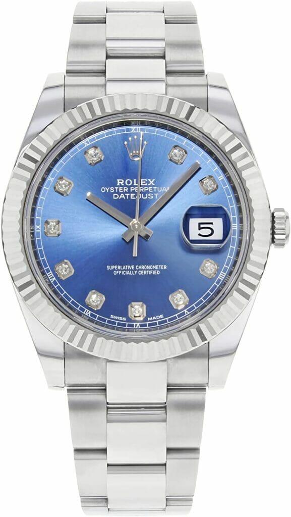 Rolex Oyster Perpetual Datejust Watch-rolex datejust 41mm 2020