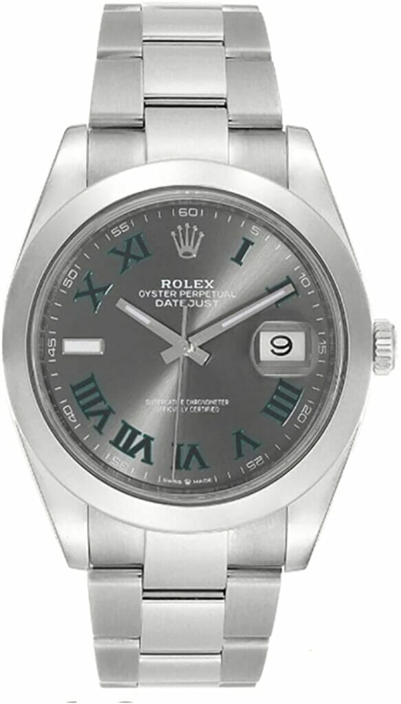 Rolex Oyster Perpetual Datejust Watch-datejust