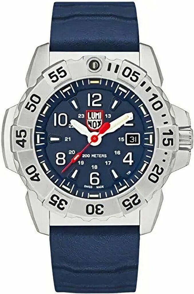Luminox navy seal 45mm watch