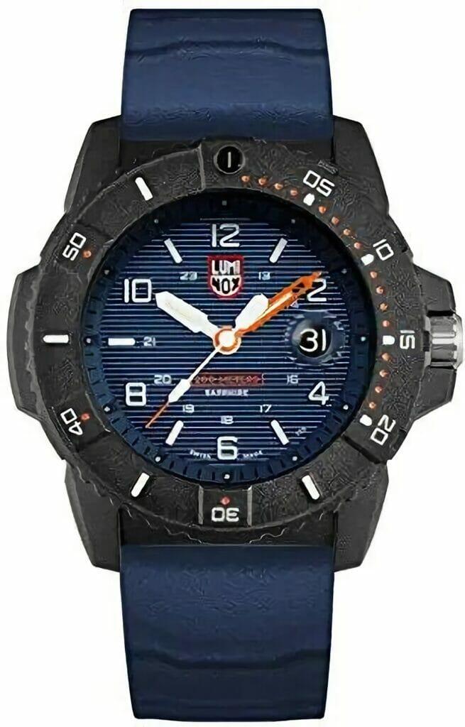 Luminox navy seal 45mm watch for men