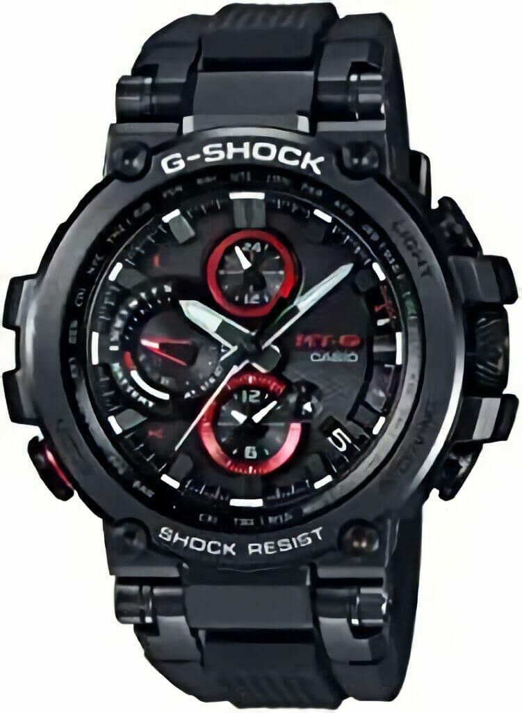 CASIO G-SHOCK MT-G Bluetooth MTG-B1000B-1AJF